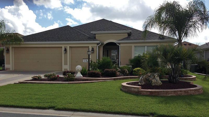Mansfield Landscaping - Residents of The Villages Landscaper of Choice