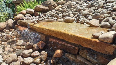 Pavers, Patios & Water Features